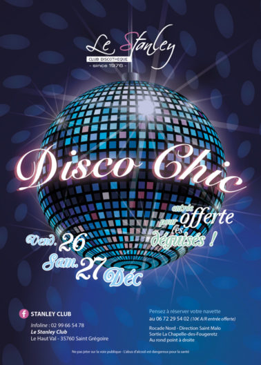 flyer night fever disco 378x529 Flyers